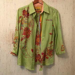 Robert Graham Women's Silk Blouse
